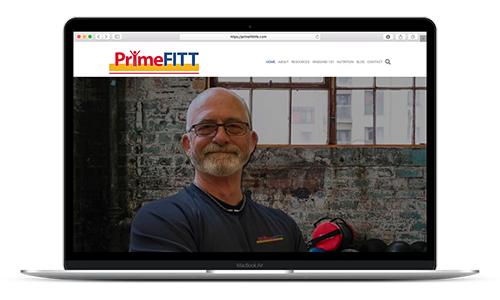 PrimeWelcome